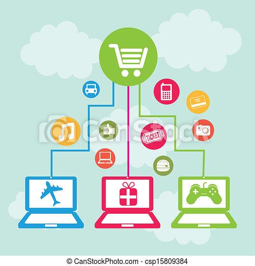 ecommerce - csp15809384