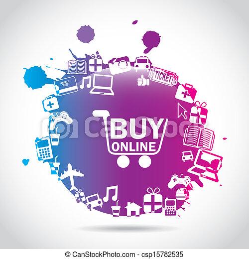 ecommerce - csp15782535