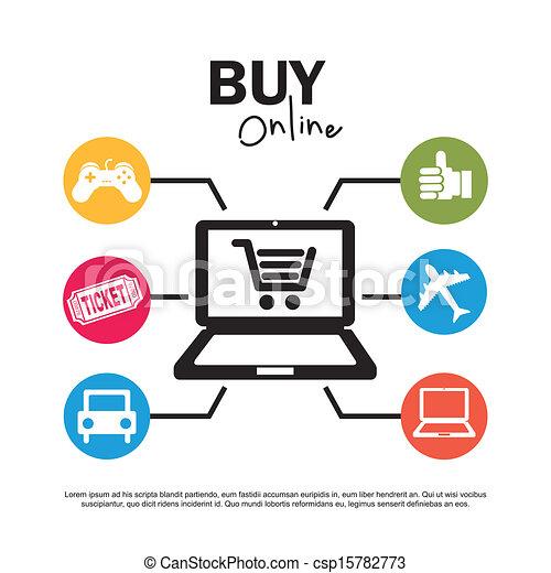 ecommerce - csp15782773