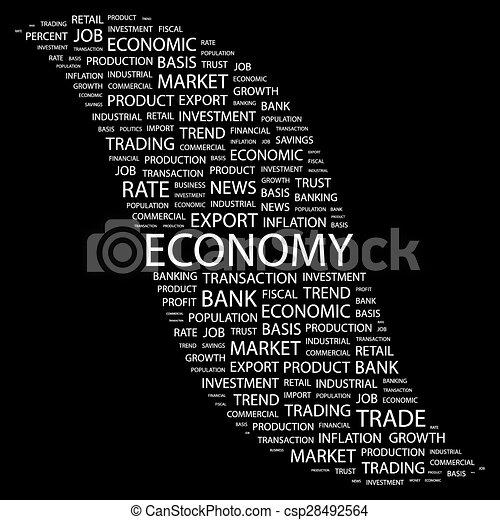 Economía - csp28492564