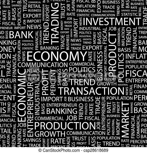 Economía - csp28618689