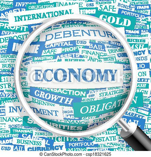 Economía - csp18321625