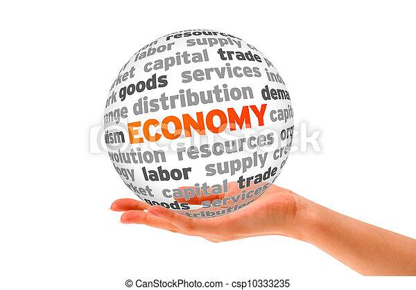 Economy - csp10333235
