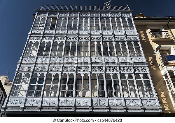 Edificio Castilla Valladolid Spain Leon Y
