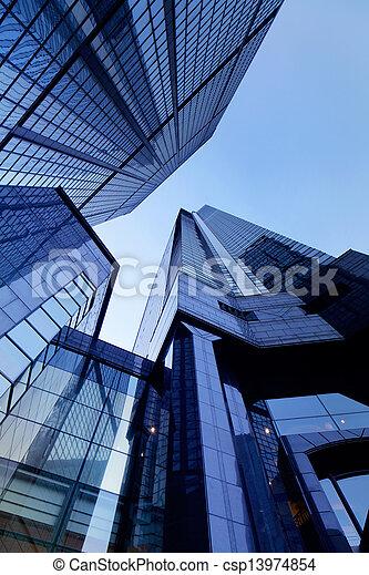 edificio, oficina - csp13974854