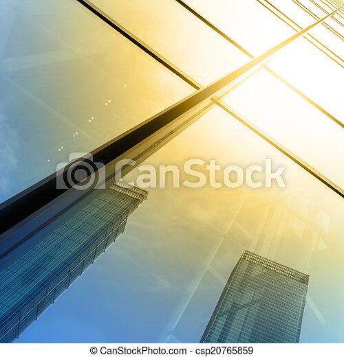 edificio, oficina - csp20765859