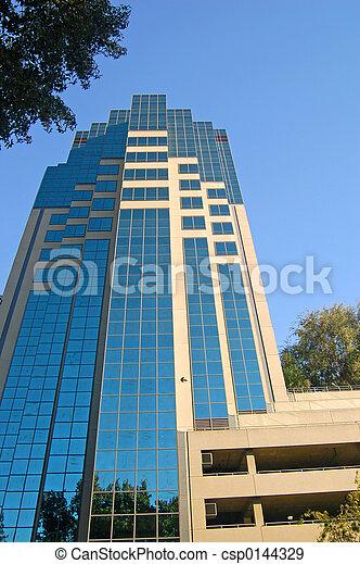 Edificio de oficinas corporativas - csp0144329