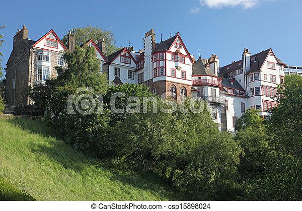 Edimburgo, Reino Unido - csp15898024