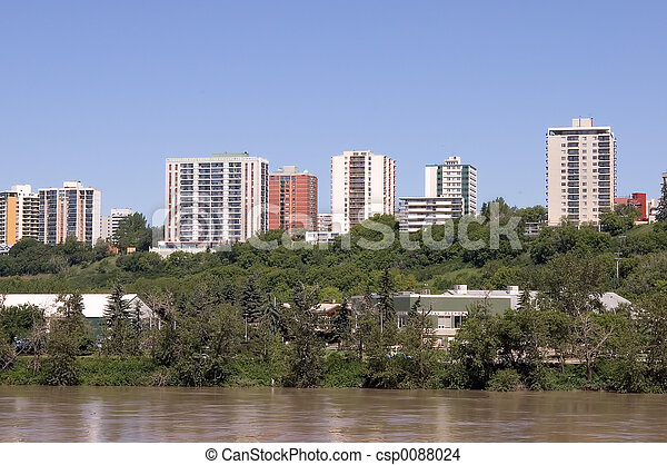 Edmonton, Alberta - csp0088024