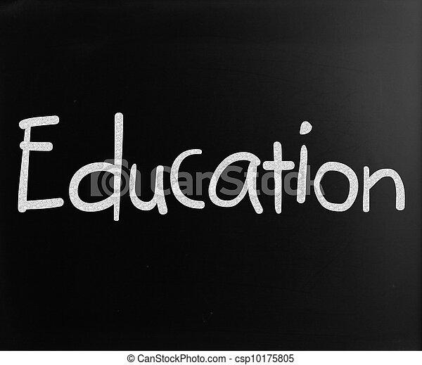 educación - csp10175805