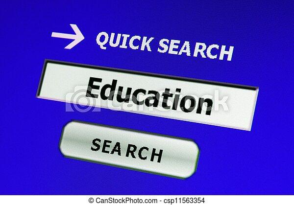 educación - csp11563354