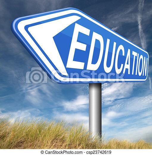educación - csp23742619