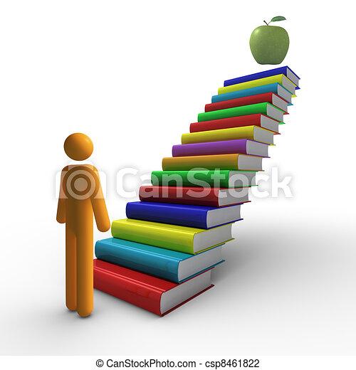 Educación - csp8461822