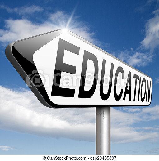 Educación - csp23405807