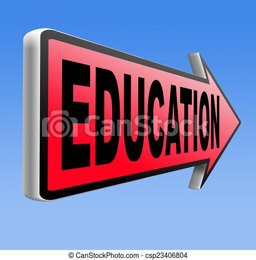 educación - csp23406804