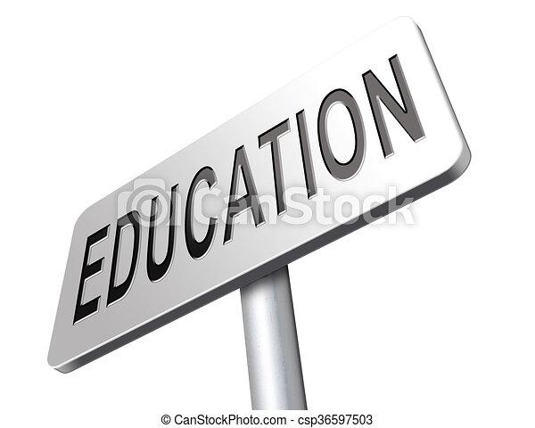 Educación - csp36597503