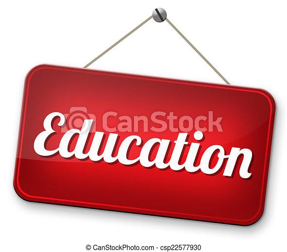 educación - csp22577930