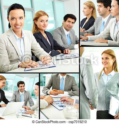 educación, empresa / negocio - csp7019210