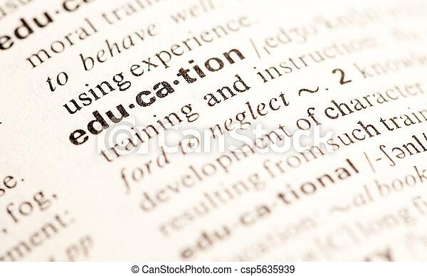 educación - csp5635939