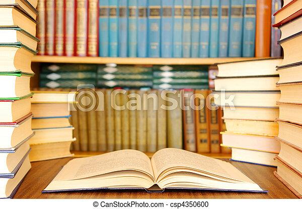 Libros de educación - csp4350600