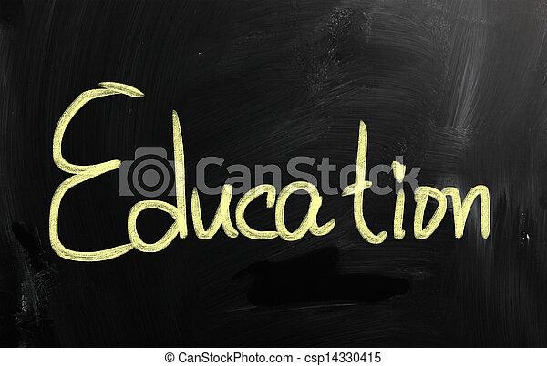 Educación - csp14330415