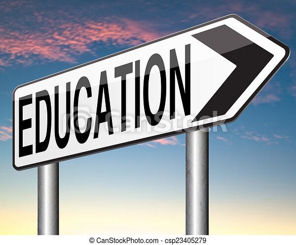 Educación - csp23405279