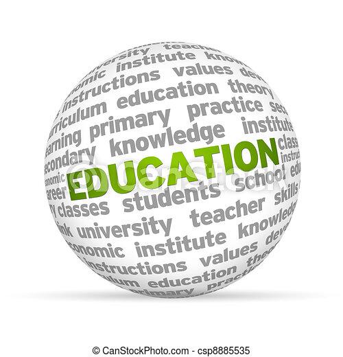 Educación - csp8885535