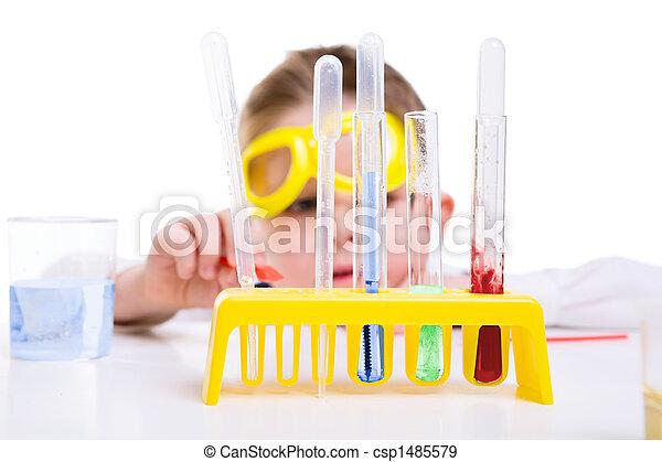 Educación temprana - csp1485579