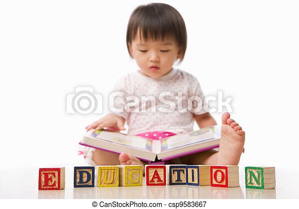 educación temprana - csp9583667