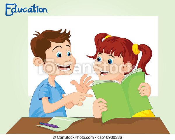 Educación - csp18988336
