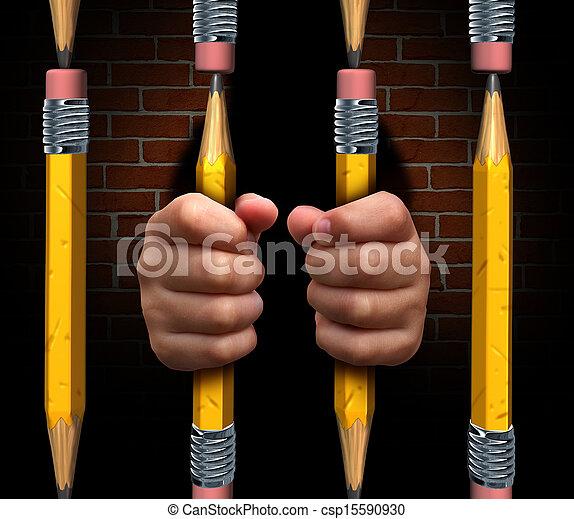 Education Access - csp15590930