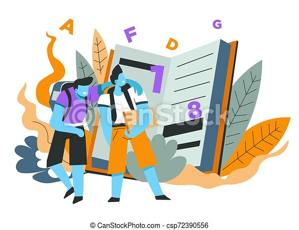 Young Classmates Stock Illustrations – 1,482 Young Classmates Stock  Illustrations, Vectors & Clipart - Dreamstime