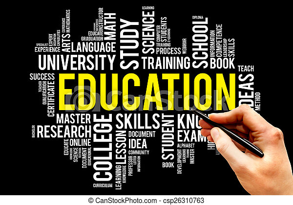 Education and learning - csp26310763