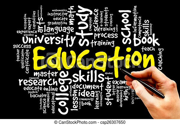 Education and learning - csp26307650