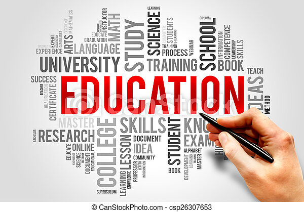 Education and learning - csp26307653