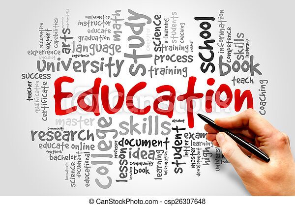 Education and learning - csp26307648