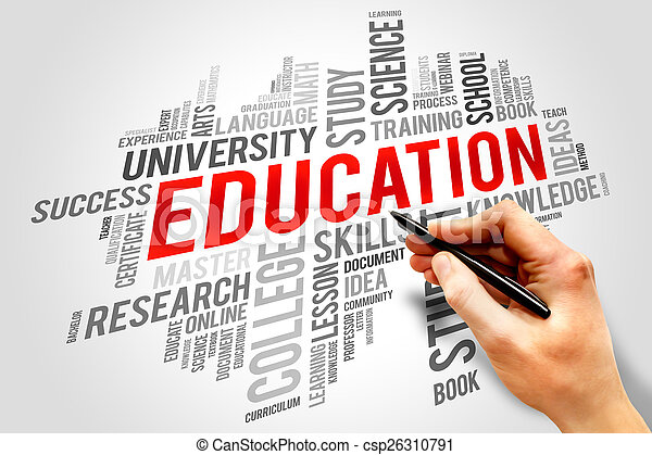Education and learning - csp26310791