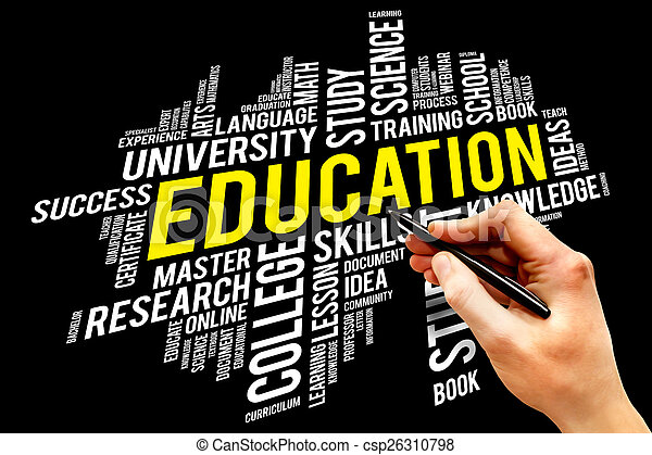 Education and learning - csp26310798