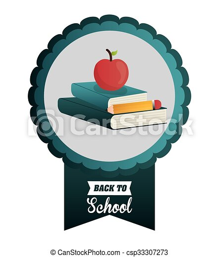 Education and school icons  - csp33307273
