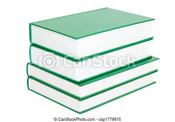 education., boekjes  - csp1779915