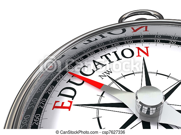 education compass - csp7627336