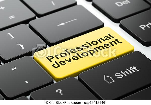 Education concept professional development on computer for Home design 3d professional italiano gratis