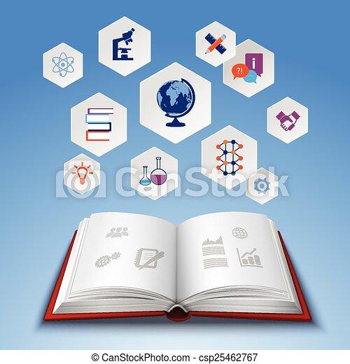 Education Concept Set - csp25462767