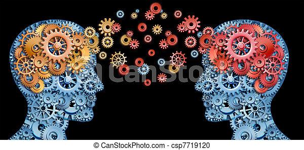 education, direction - csp7719120