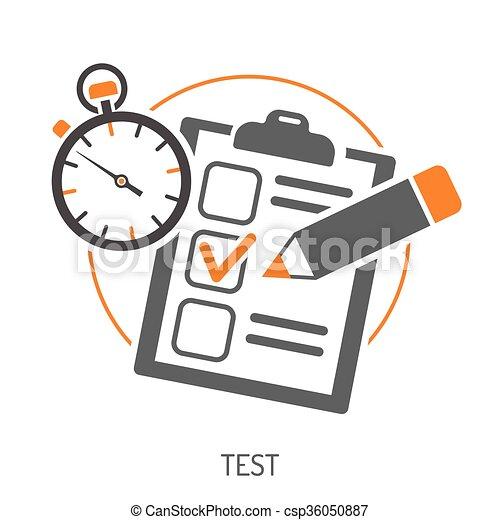 Education Flat Icon Set - csp36050887