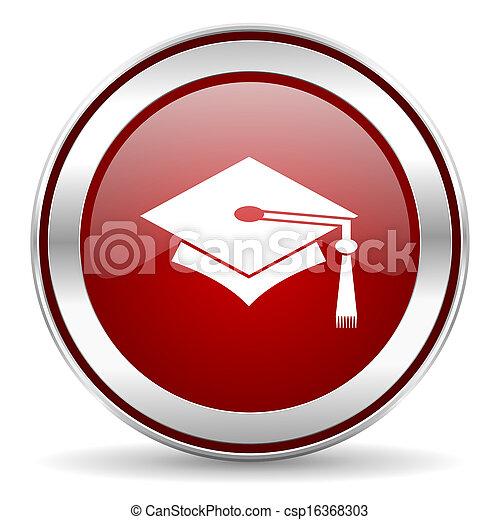 education icon - csp16368303