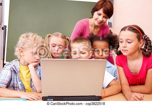 education - csp3822518