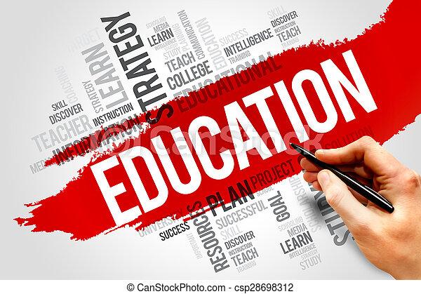 EDUCATION - csp28698312