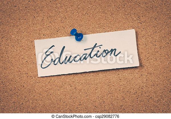 Education - csp29082776