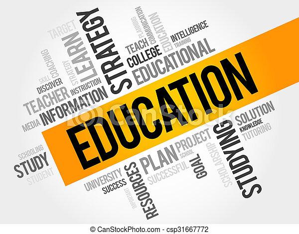 EDUCATION - csp31667772